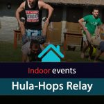 Hula-Hops Relay