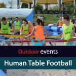 Human Table Football
