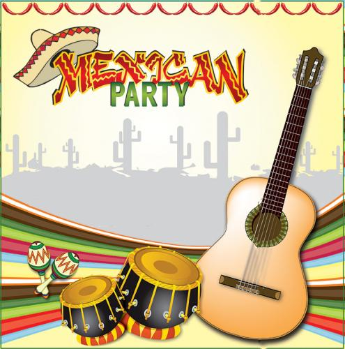 Mexican Party 3